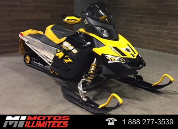 Ski-Doo MX Z Renegade 1200 4 TEC 2009