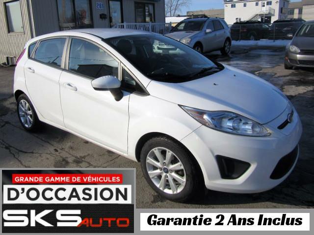 Ford Fiesta 2013 SE (GARANTIE 2 ANS INCLUS) VEHICULE D'OCCASION #SKS-4021-1