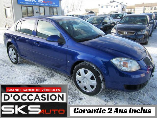 Pontiac G5 2007 SE (GARANTIE 2 ANS INCLUS) ***FINANCEMENT MAISON** #SKS-4030-1