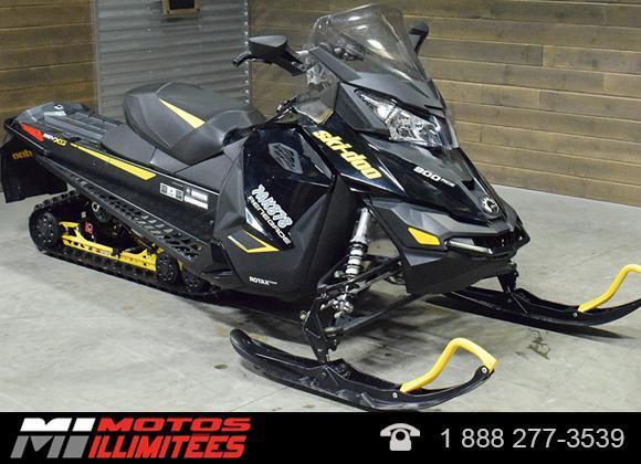 Ski-Doo Renegade Adrenaline ACE 900 2014