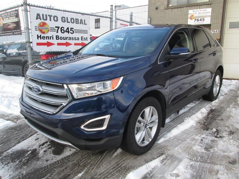 Ford EDGE 2016 4dr Sdn 4 CYL, SEL,AUTOMATIQUE,CUIR,NAVI-CAMERA  #17-779NN