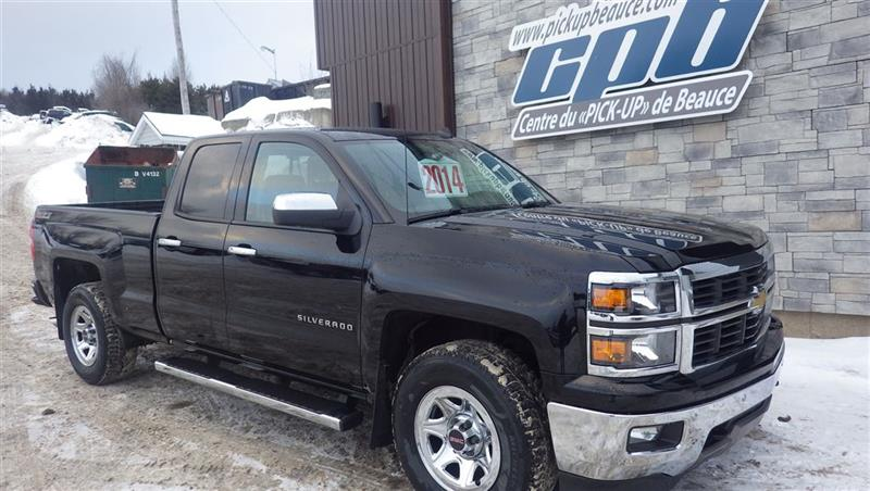 Chevrolet Silverado 1500 2014 QUAD #17-8731-14