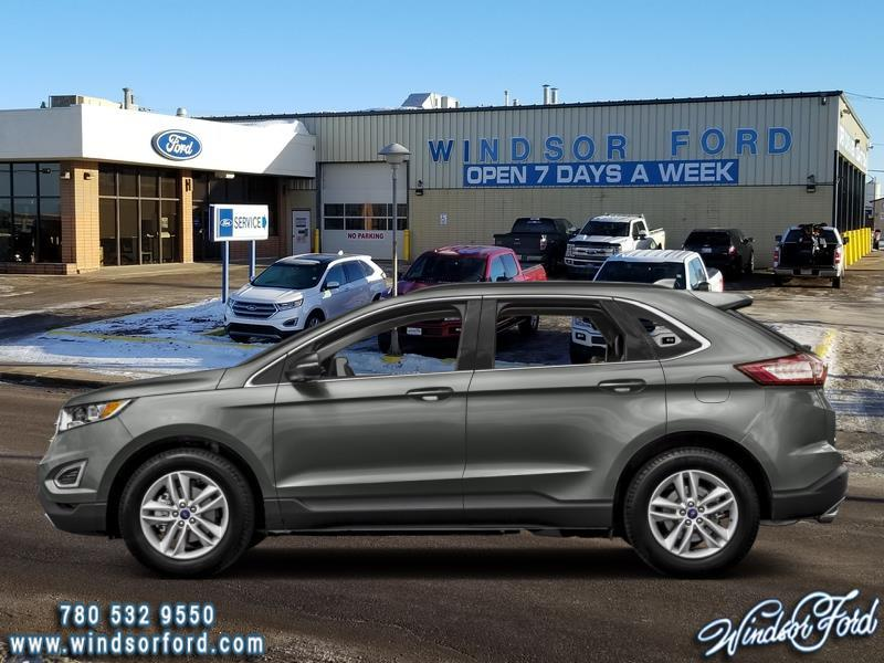 2018 Ford EDGE SEL  - Navigation #RT0350