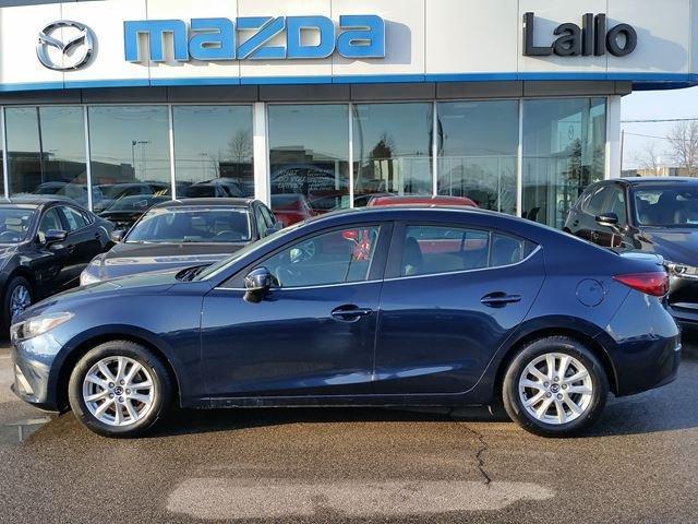 2014 Mazda 3 MAZDA3 GS-CPO UNIT #P2372