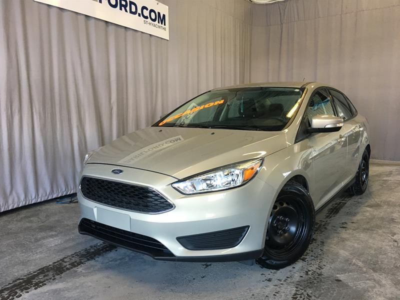 Ford Focus 2015 4dr Sdn SE #80118A