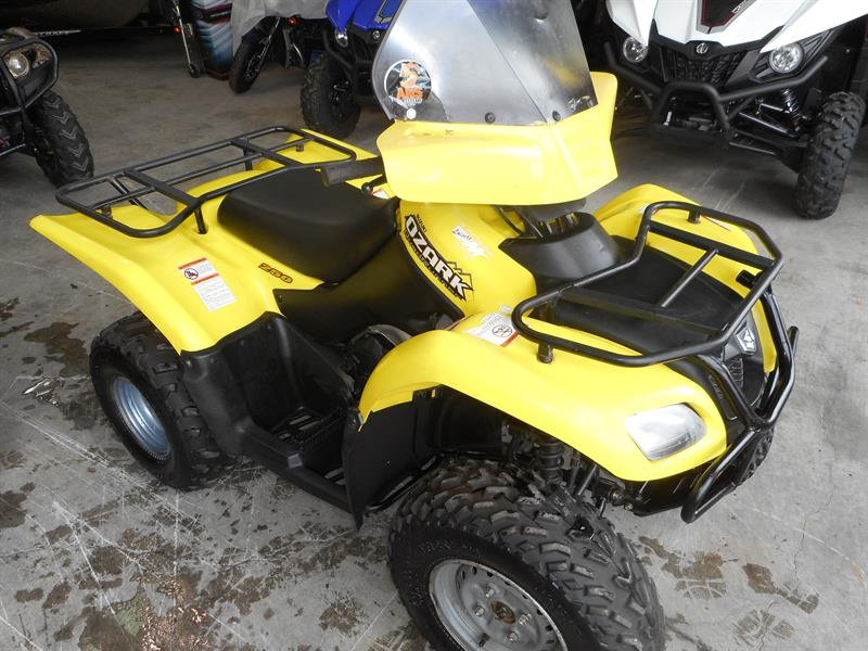 Suzuki Ozark 250 4x2 5-Speed 2003