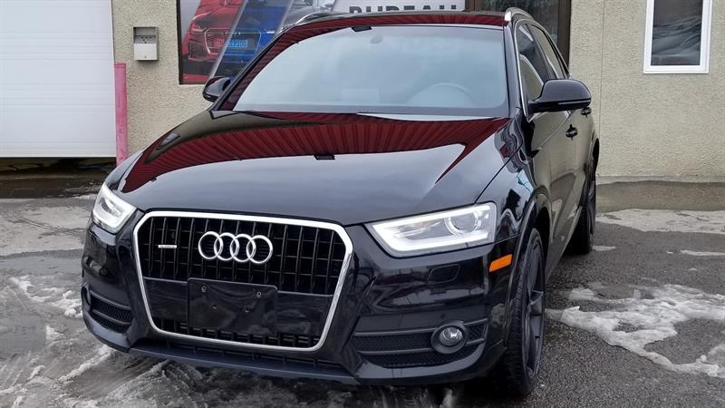 Audi Q3 2015 TECHNIK, QUATTRO, 2.0T  #6076
