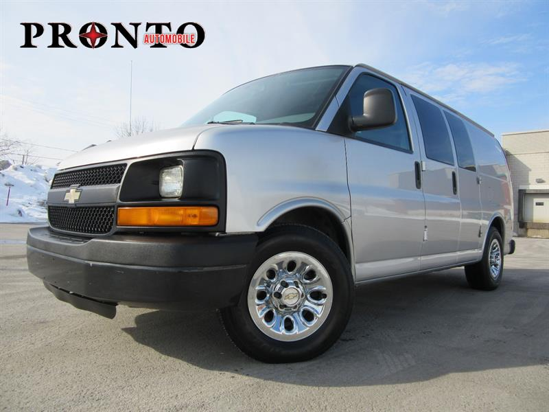 Chevrolet Express Cargo Van 2013 1500  ** AWD ** RARE **  #3547