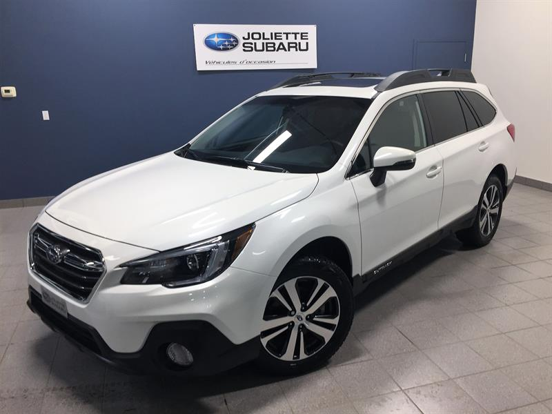 Subaru Outback 2018 3.6R Limited #D8008K