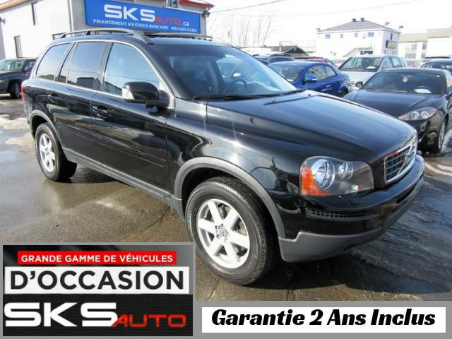 Volvo XC90 2009 AWD DVD(GARANTIE 2 ANS INCLUS) VEHICULE D'OCCASION #SKS-4031