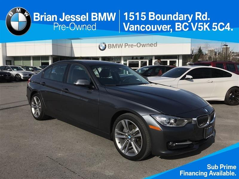 2014 BMW 3-Series 320I xDrive Sedan Sport Line #BP6095