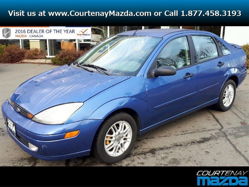 2004 Ford FOCUS SE 4D Sedan #P4410A