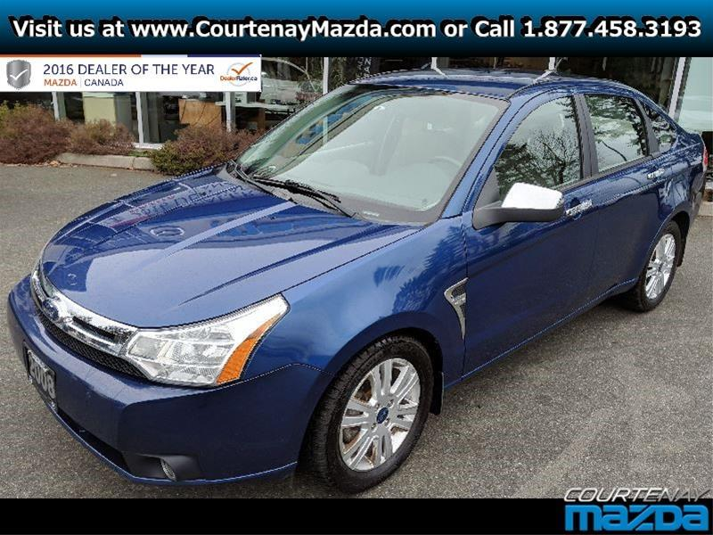 2008 Ford FOCUS SES 4D Sedan #P4551
