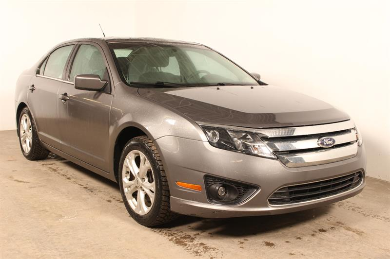 Ford Fusion 2012 4dr Sdn SE FWD #70003a