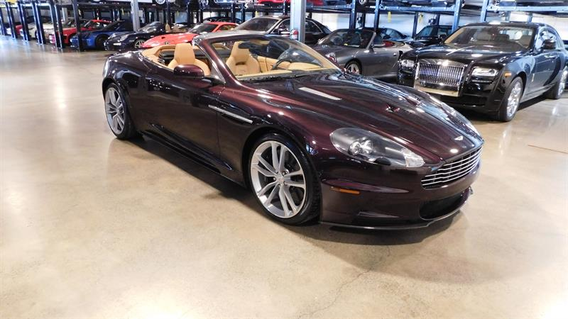 Aston Martin DBS Volante 2010 Convertible, SOLD! THANK YOU!