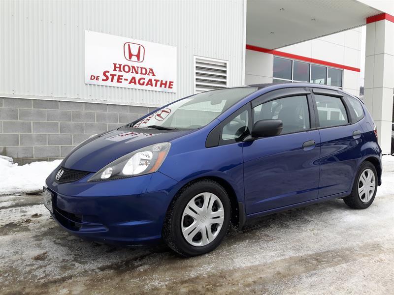 Honda FIT 2009 Auto DX-A * Pneus hiver, Très logeable, économique #j008xa