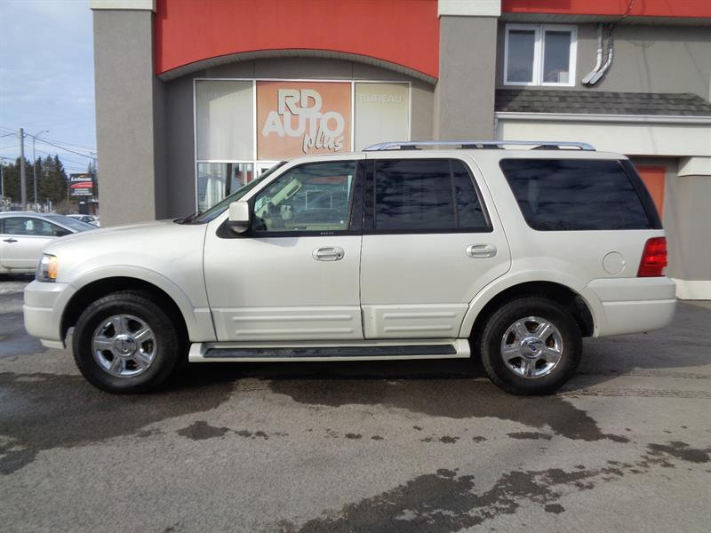 Ford Expedition 2006 5.4L Limited 4WD #9531