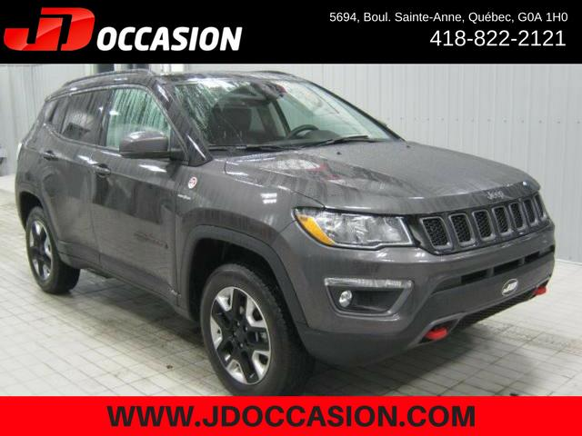 Jeep Compass 2017 4WD 4dr Trailhawk #A4852
