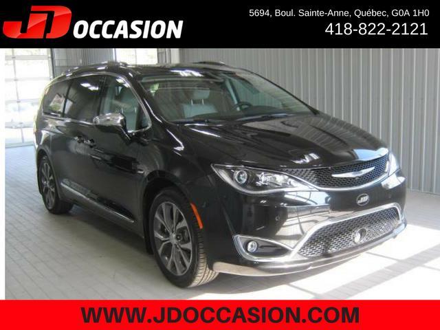 Chrysler Pacifica 2017 PLATINIUM #A4787
