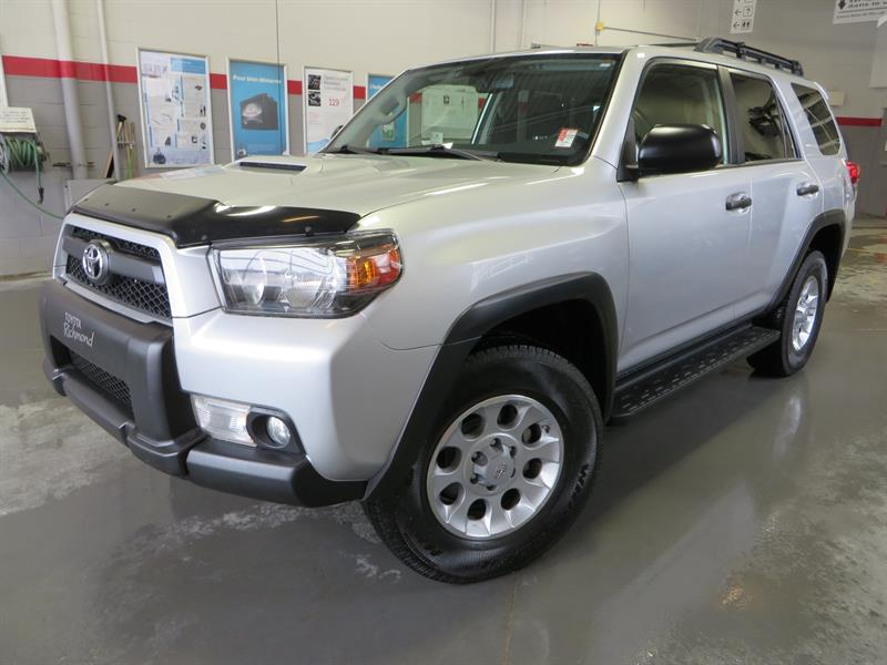 Toyota 4Runner 2013 SR5 AWD *TRAIL EDITION + GPS* #37612A