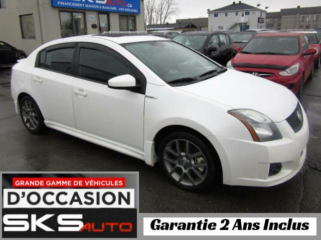 Nissan Sentra 2010 SE-R Spec V (GARANTIE 2 ANS INCLUS) #SKS-4008-2