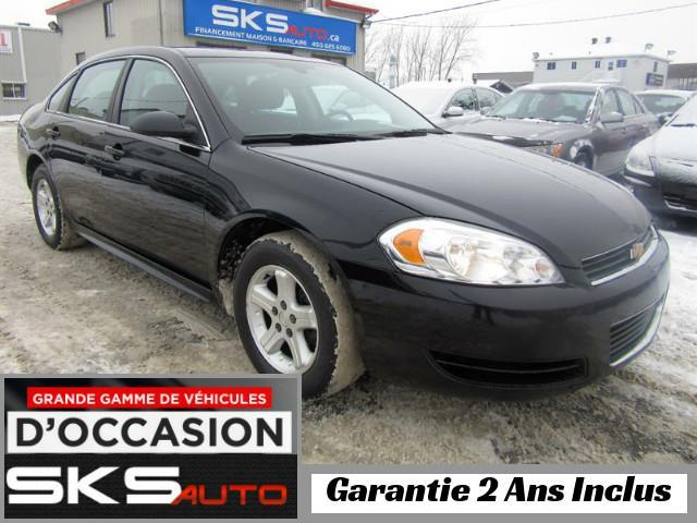Chevrolet Impala 2010 LS (GARANTIE 2 ANS INCLUS) VEHICULE D'OCCASION #SKS-3984-6