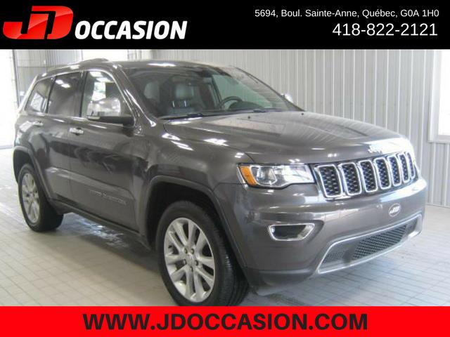 Jeep Grand Cherokee 2017 4WD 4dr Limited #A4850