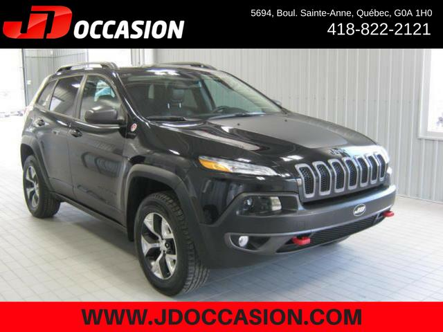 Jeep Cherokee 2016 4WD 4dr Trailhawk #A4798