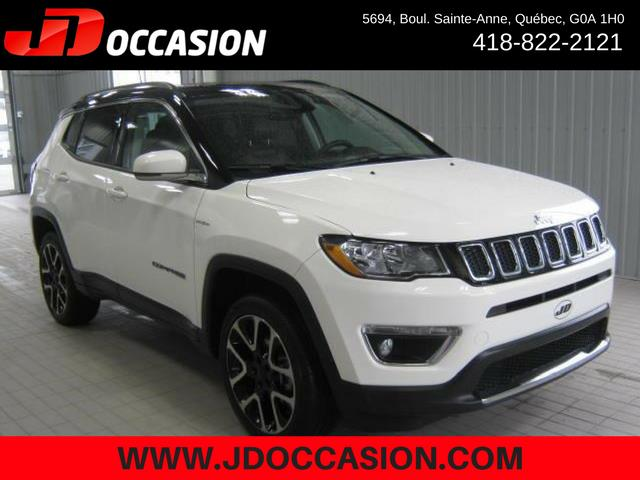 Jeep Compass 2017 4WD 4dr Limited #A4849