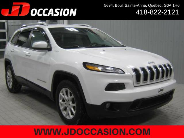 Jeep Cherokee 2016 4WD 4dr North #A4794A