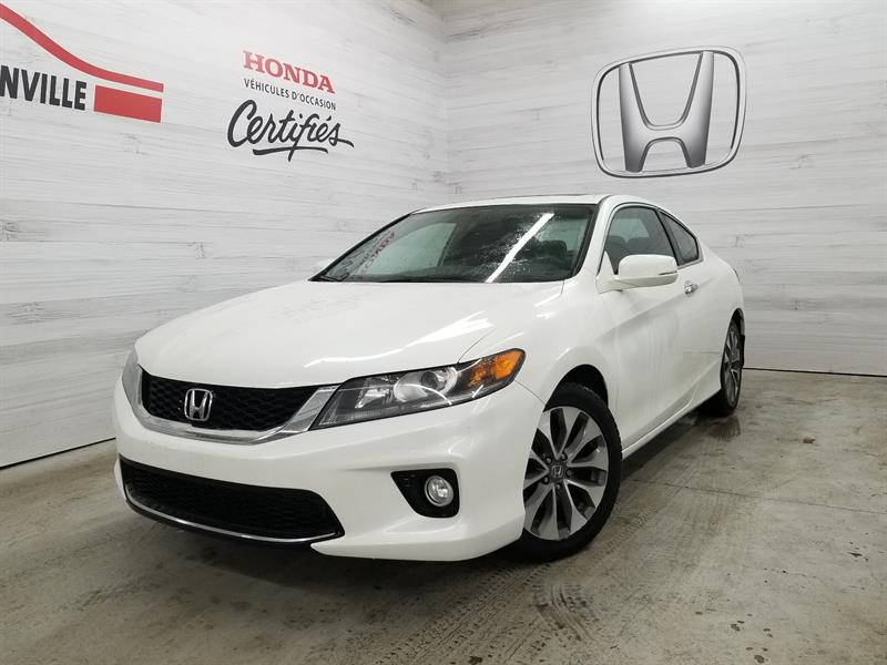 Honda Accord Coupe 2014 2 Portes Ex Coupé Automatique #u-0942