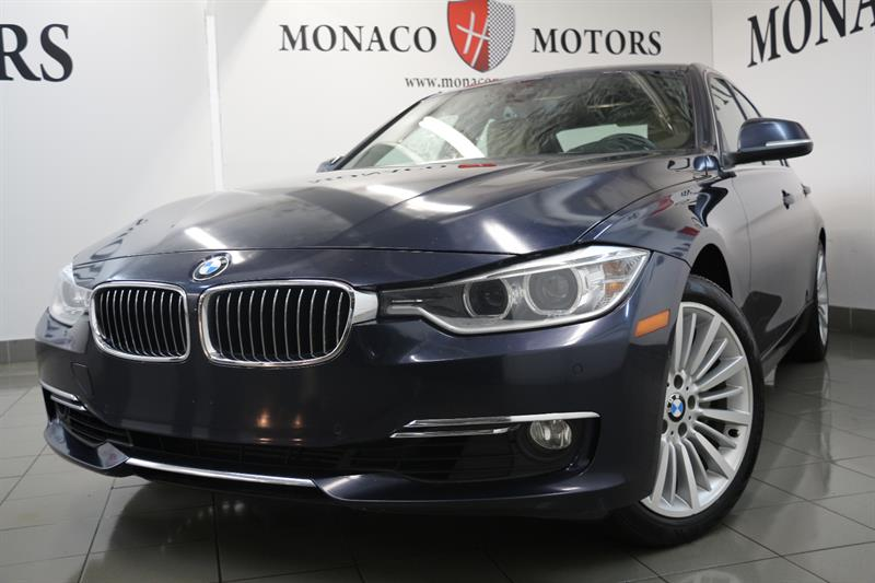 2013 BMW 3 Series 335i xDrive LUXURY PREMIUM PGK NAV CAM BT #8205