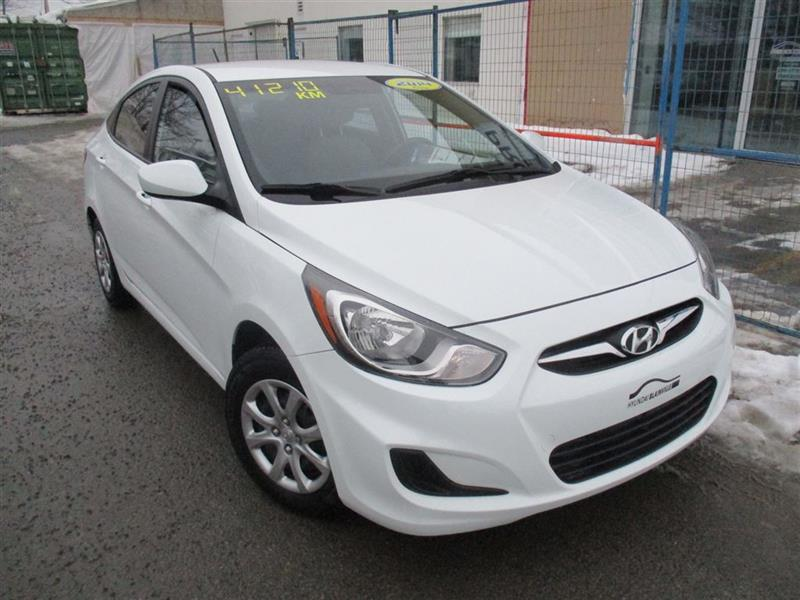 Hyundai Accent 2014 BAS KM!1 SEUL PROPRIO,INSPECT EN 120 PTS #17604A