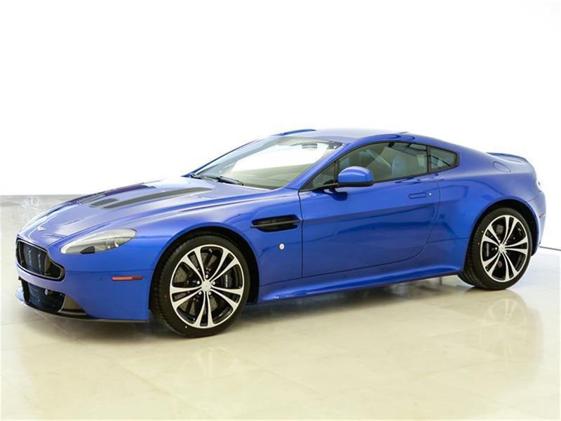 Aston Martin V12 Vantage S 2017 Coupe Manual ONE OF 24* NEW CAR*7 SPEED *MANUAL* #17A030