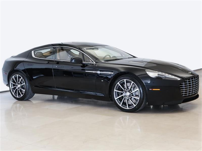 Aston Martin Rapide 2017 Shadow Edition NEW CAR CALL FOR LEASE AND FINANCE  #17A110