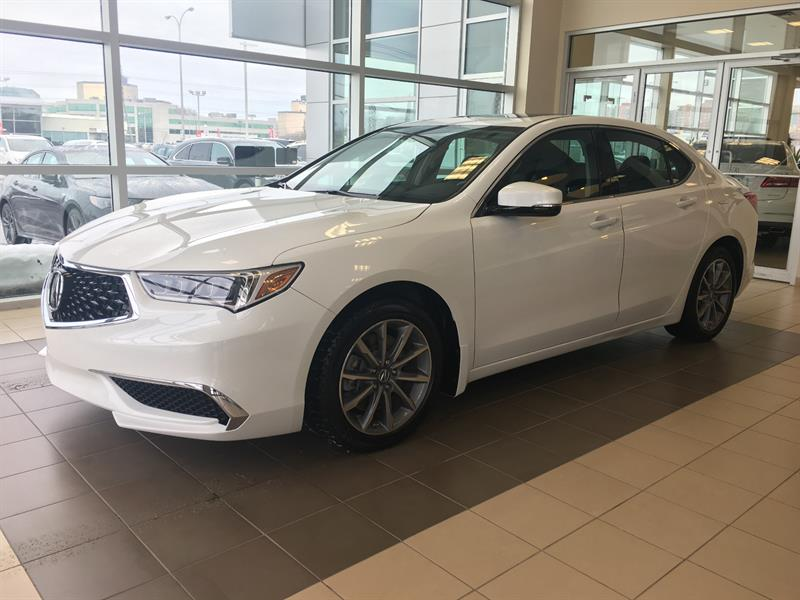 Acura TLX 2018 Technologie GPS.Volant chauffant.Démarreur