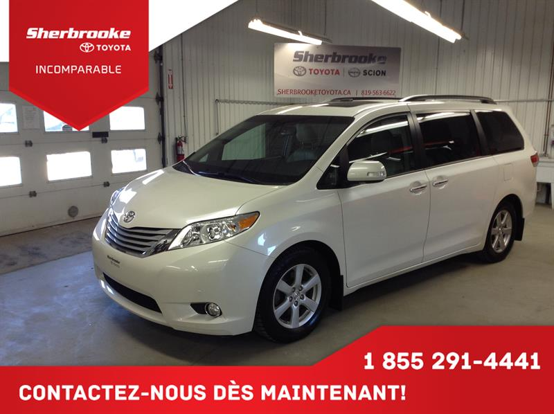 Toyota Sienna 2014 XLE Limited FWD 7 Pass #70539-1