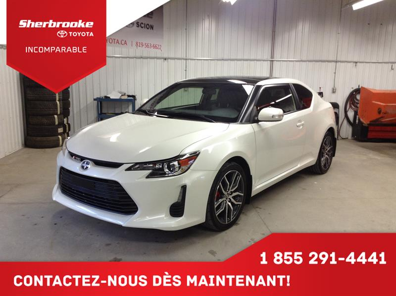 Scion tC 2016 Base #80120-1