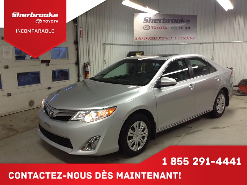 Toyota Camry 2012 XLE #80133-1