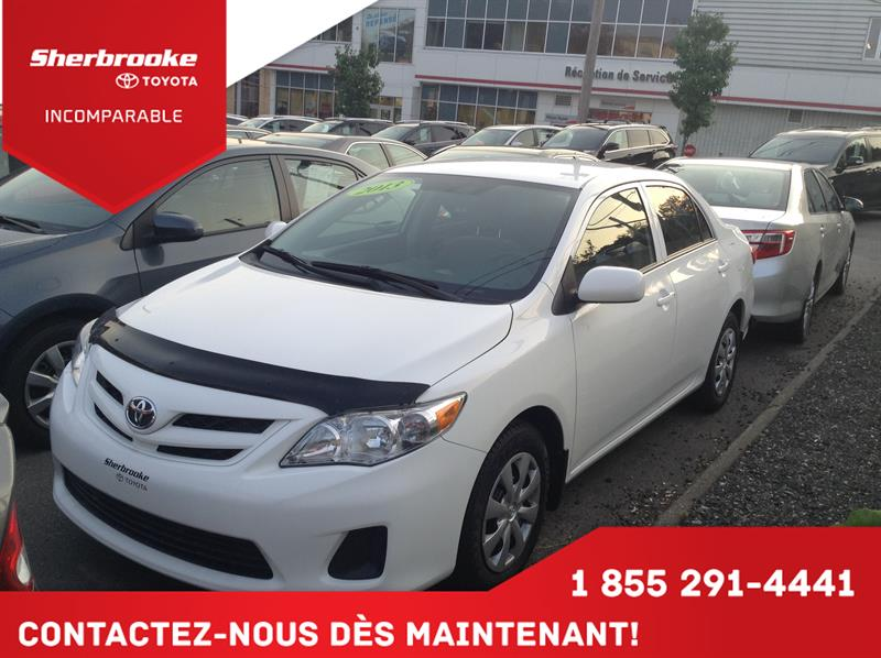 Toyota Corolla 2013 CE #70592-1