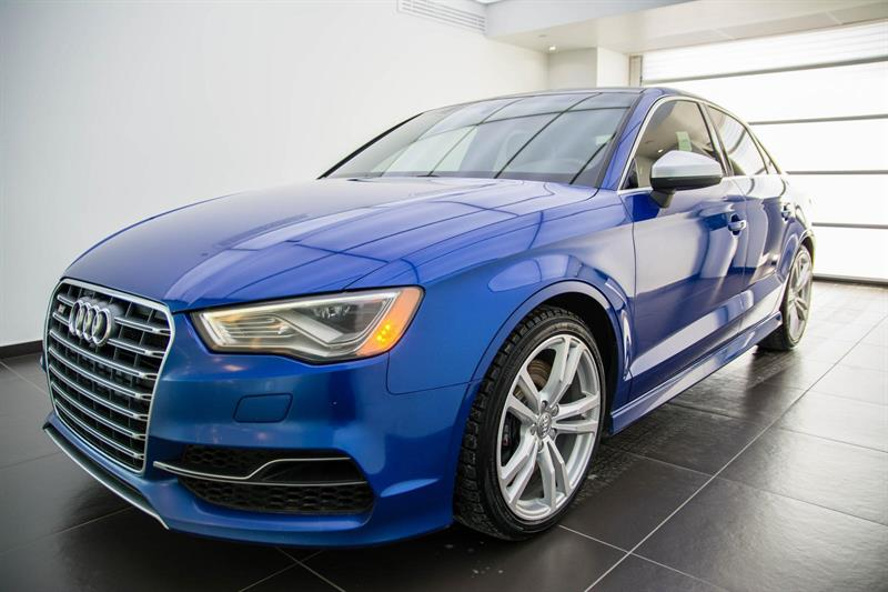 Audi S3 led & convenience package 2015