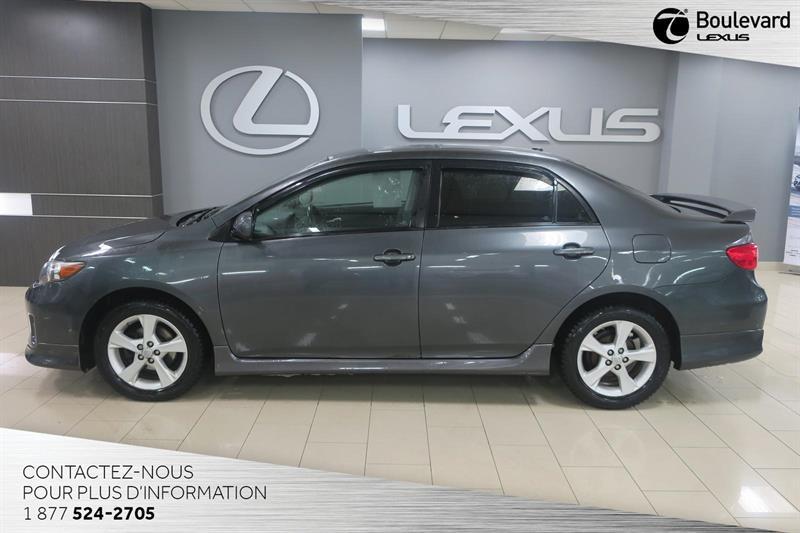 Toyota Corolla 2011 S #14406A