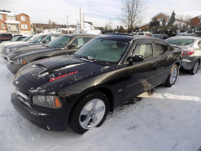 Dodge Charger 2009 SXT #AD5538