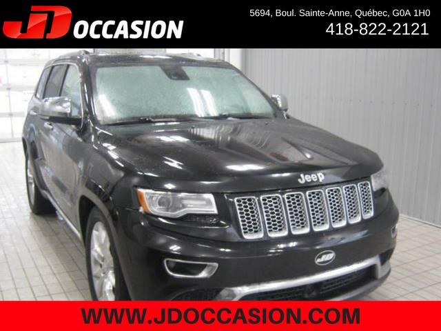 Jeep Grand Cherokee 2014 4WD Summit DIESEL #A4821