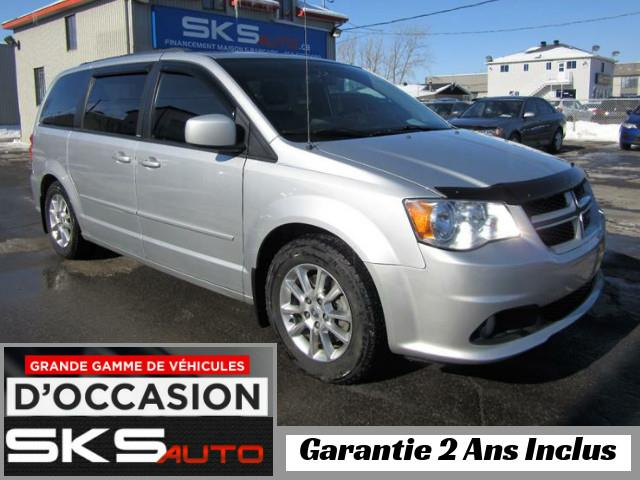 Dodge Grand Caravan 2012 RT (GARANTIE 2 ANS INCLUS) CUIR-GPS-DVD-STOWNGO #SKS-4028-