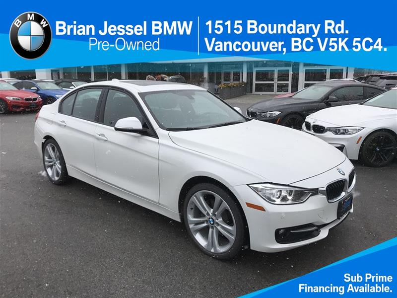 2014 BMW 3-Series 328d xDrive Sedan Sport Line #BP6094