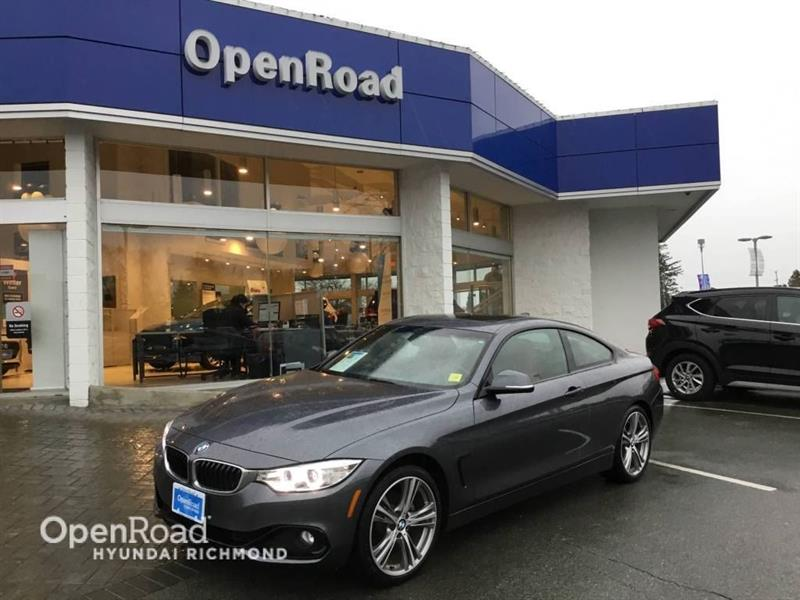 2014 BMW 4 Series 428i xDrive- ONLY 9,950KM #P1945