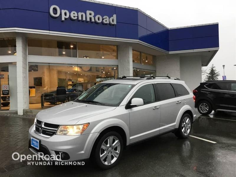 2012 Dodge Journey R/T- LOW KM #SF2521A