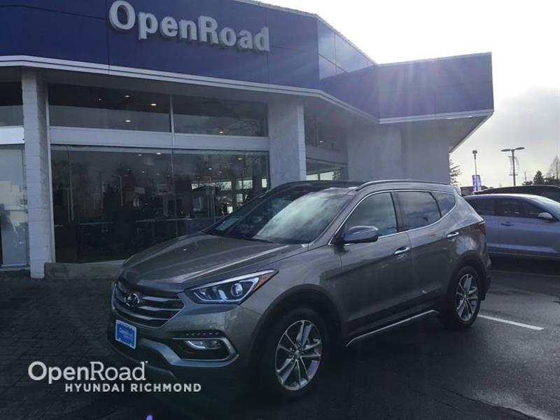 2017 Hyundai SANTA FE SPORT Limited- FINANCE AS LOW AS 1.9% #P1963