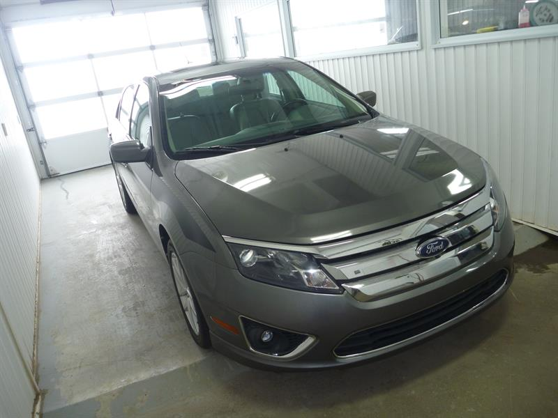 Ford Fusion 2010 4dr Sdn V6 SEL FWD #76158A